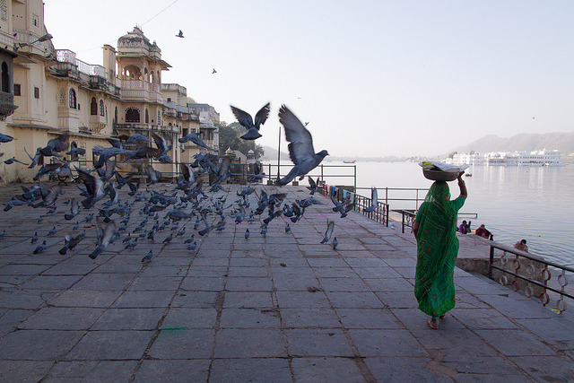 Udaipur - Destinations in India for Women Solo Travelers