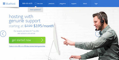 bluehost best wordpress hosting 2016