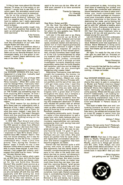 Read online Wonder Woman (1987) comic -  Issue #79 - 26