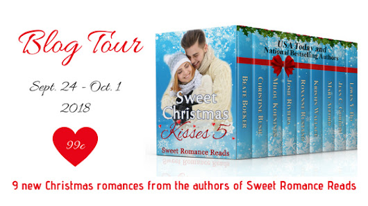 Beat the heat with Christmas Romances in August! #Sweet #Romance #BoxedSet