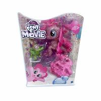 My Little Pony Pinkie Pie 6-Inch Twinkle Seapony