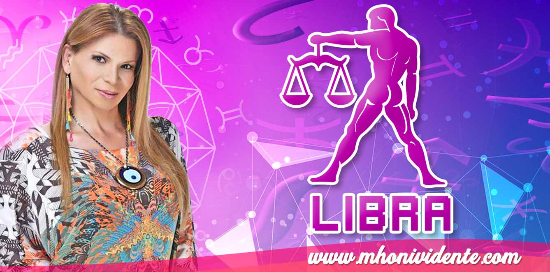 LIBRA - Horóscopo de Mayo 2019