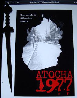 Portada del libro Atocha 1977, de Silvestre García
