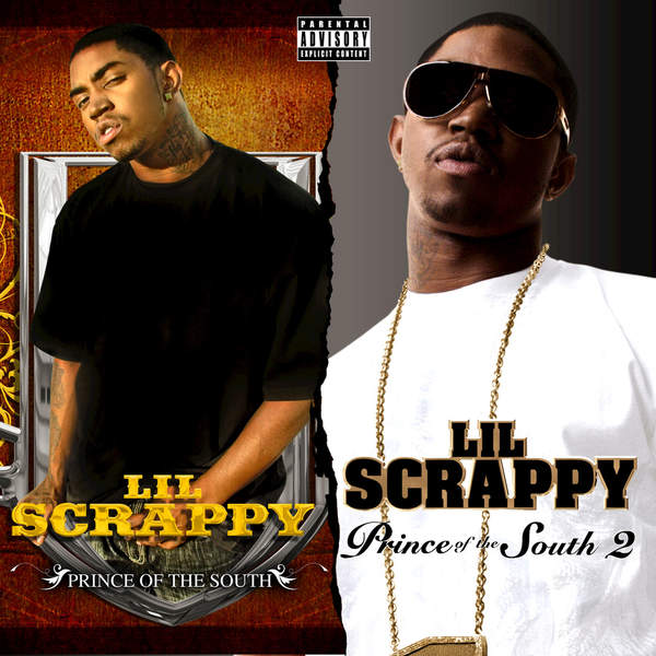 Lil Scrappy - Prince of the South 1 & 2 (Deluxe Edition) Cover