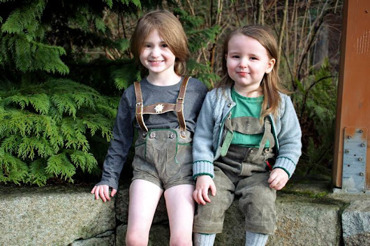 Brothers in Lederhosen