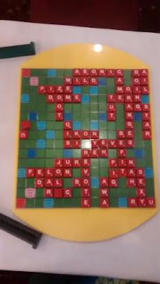 Wordaholix Scrabble 8