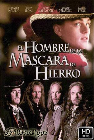 El Hombre De La Mascara De Hierro [1998] [Latino-Ingles] HD 1080P [Google Drive] GloboTV