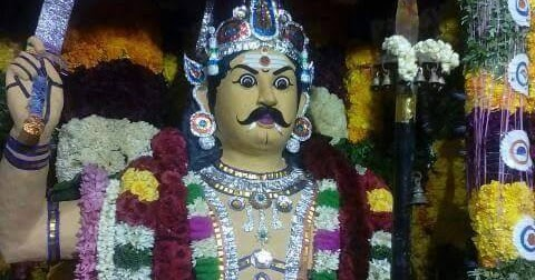 SRI'S NEWSLETTER: The Mystery Of Muneeswaran