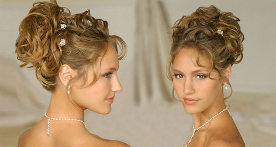 Hairstyles For Prom For Medium Hength Hair