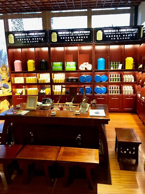 Kuanfu Tea, Mauritius