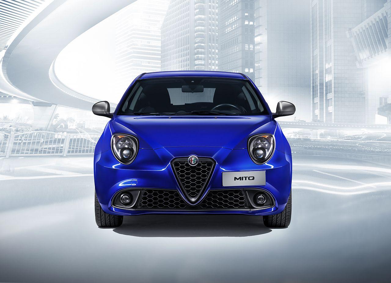 160301 Alfa Romeo Ginevra Mito 03 Καλώς ήρθες, «απλή» Giulia!