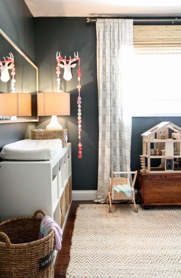 habitación infantil decoración - bedroom child decoration