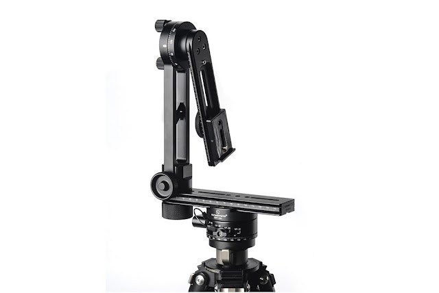 Sunwayfoto CR-3015A Pano Head overview