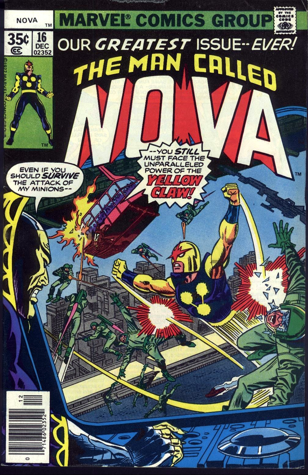 Nova (1976) 16 Page 1