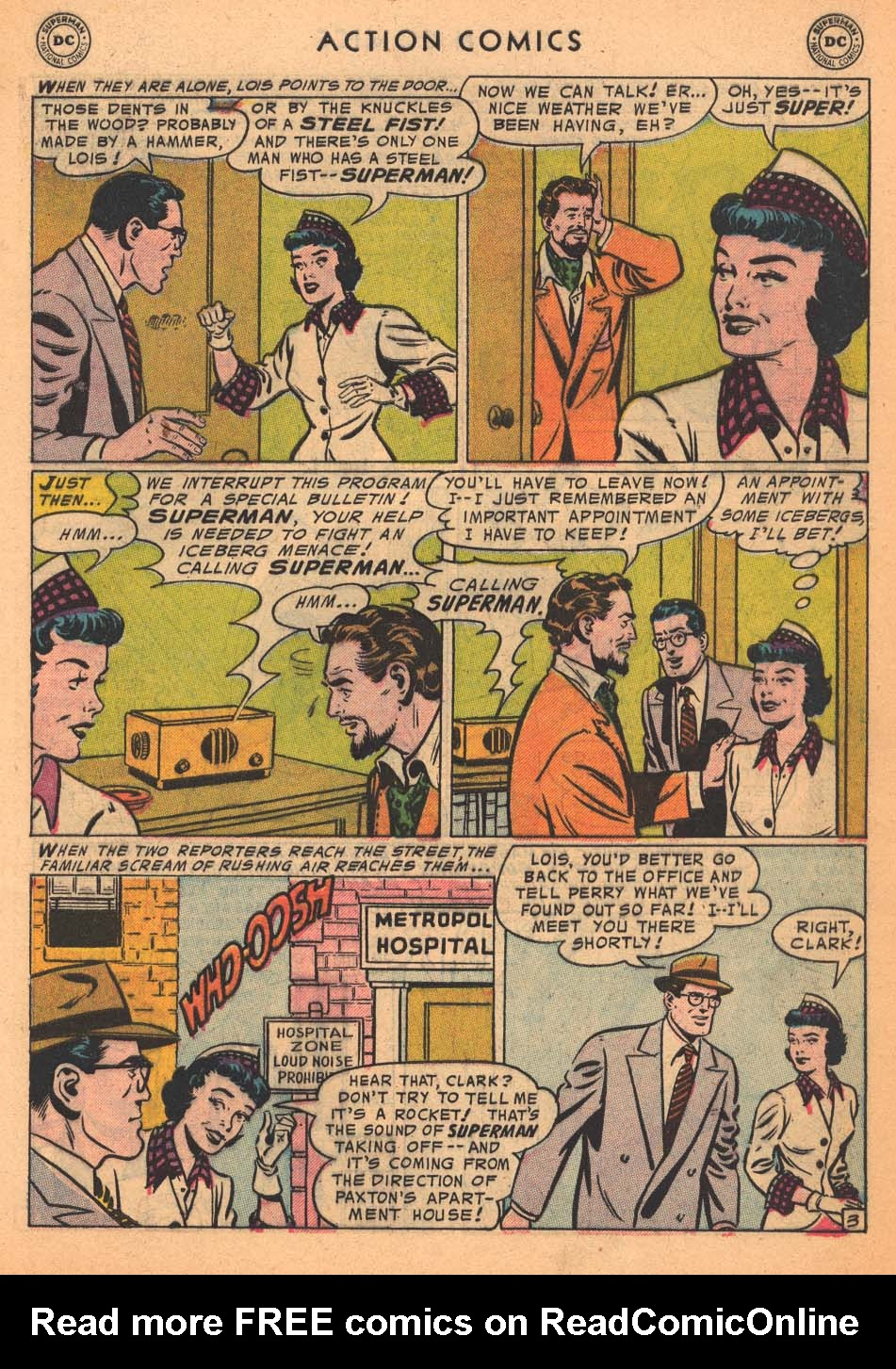 Action Comics (1938) 213 Page 4