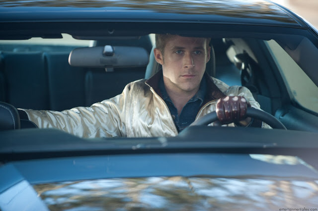 Ryan Gosling en DRIVE