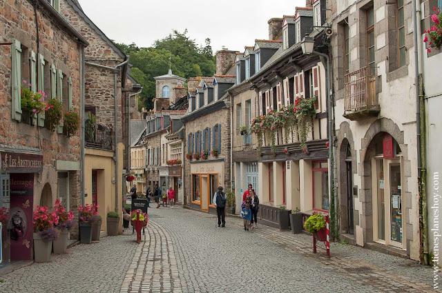 Pontrieux pueblos bonitos Bretaña francesa diario viaje turismo