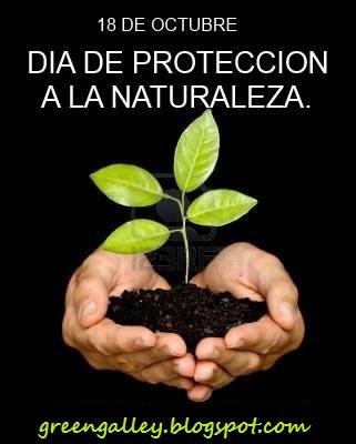 Resultado de imagen para Día de la Protección de la Naturaleza 12 de octubre