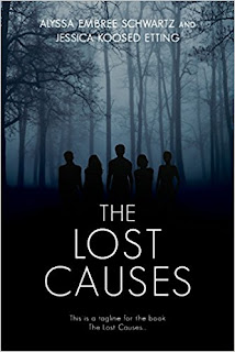 The Lost Causes by Jessica Etting and Alyssa Schwartz from Edelweiss