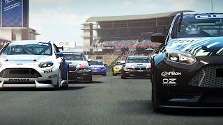 Grid Autosport Xbox One Background