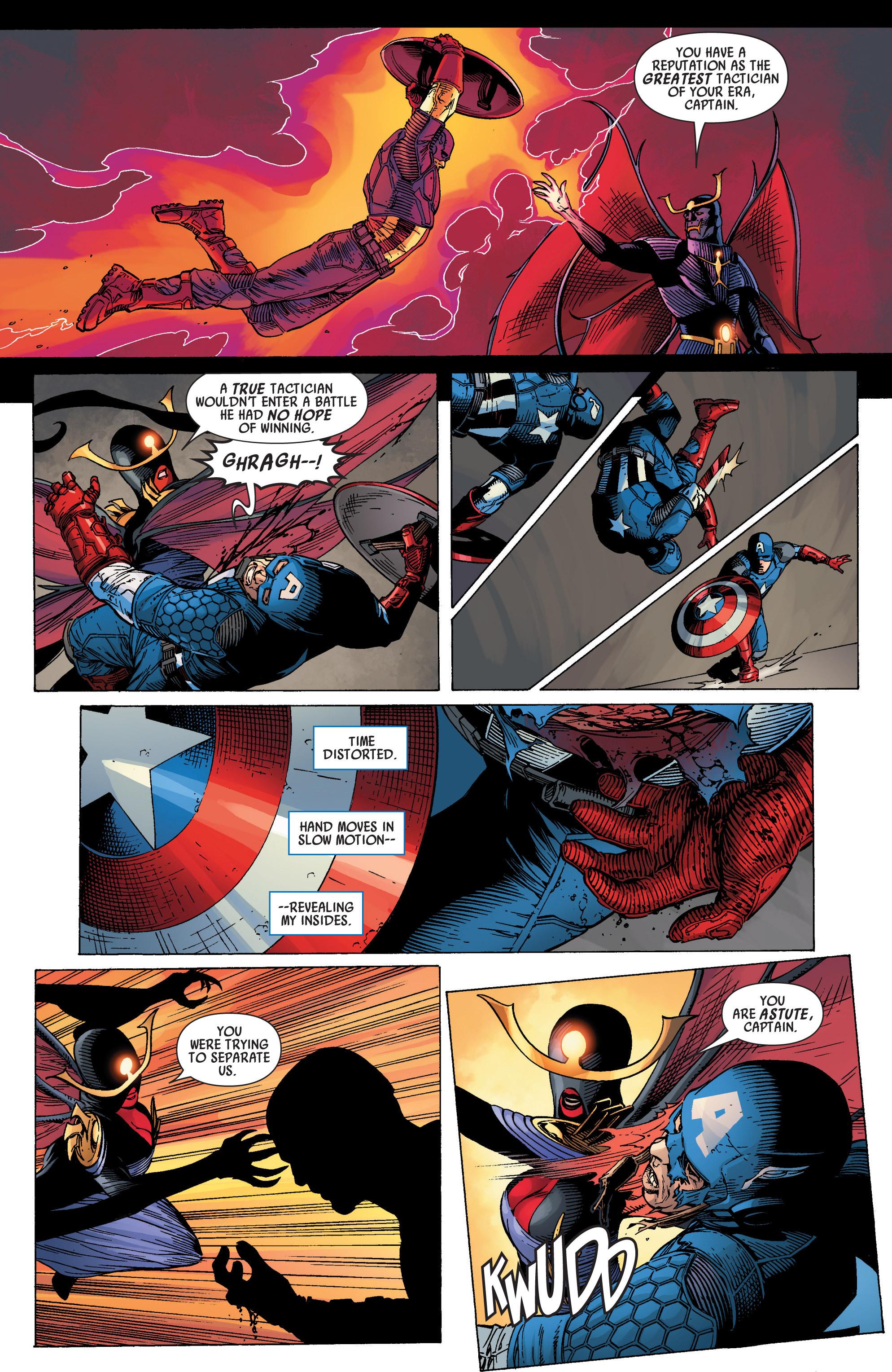 Read online Uncanny Avengers (2012) comic -  Issue #15 - 16