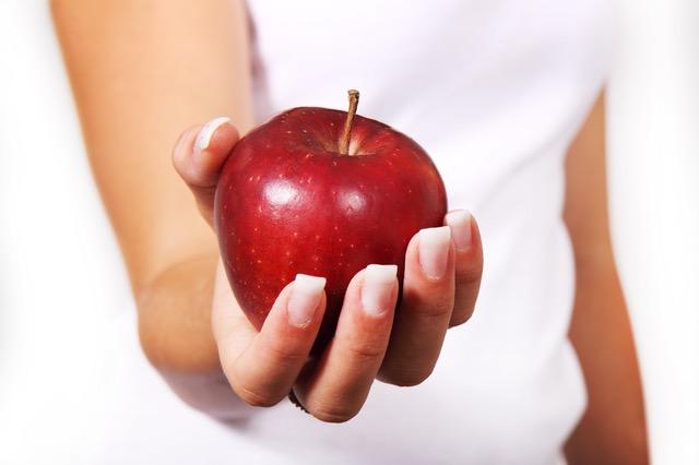 Alimentos que Você pode Comer a vontade sem engordar/maçã
