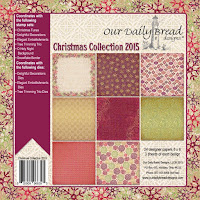 ODBD Christmas Paper Collection 2015