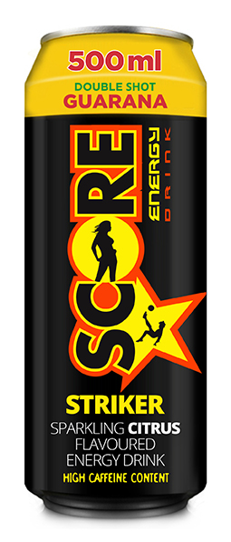 New #ScoreStriker – Epic Energy Game Changer with a Citrus Boost @DrinkScore