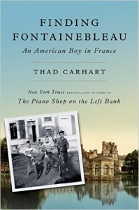 Finding Fontainebleau book cover