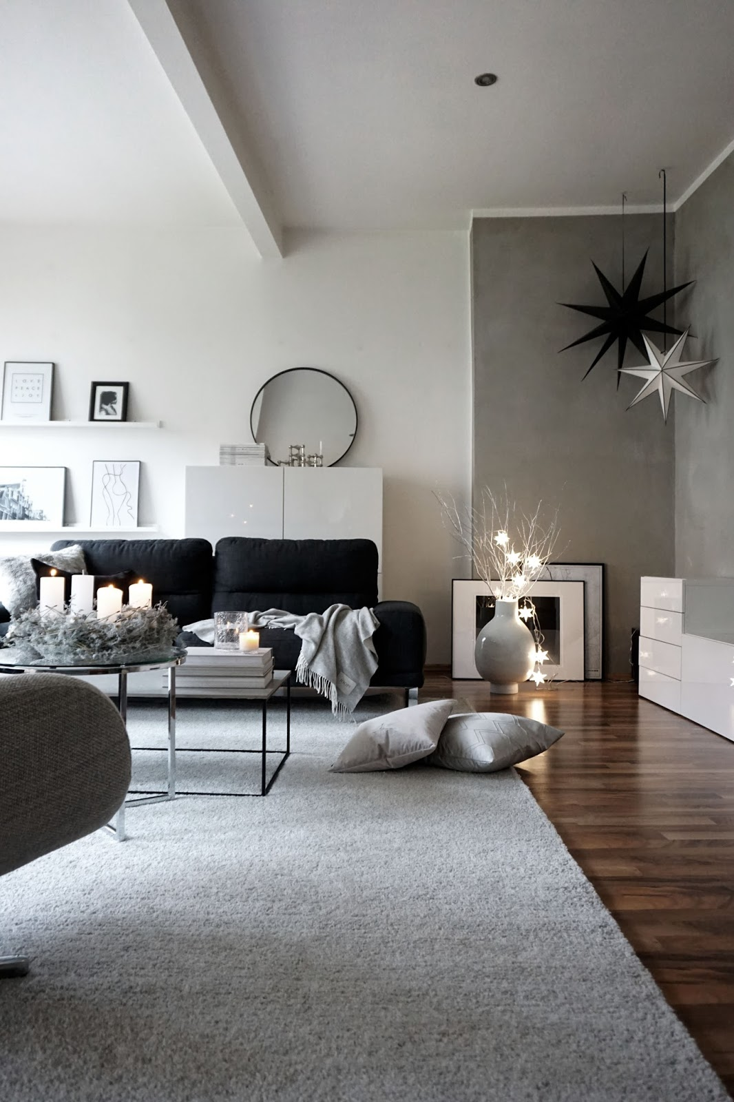 adventszauber im hause stilreich mit joop living s t i l r e i c h blog. Black Bedroom Furniture Sets. Home Design Ideas