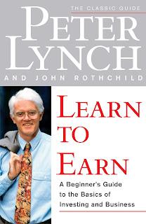 Learn to Earn peter lynch pdf