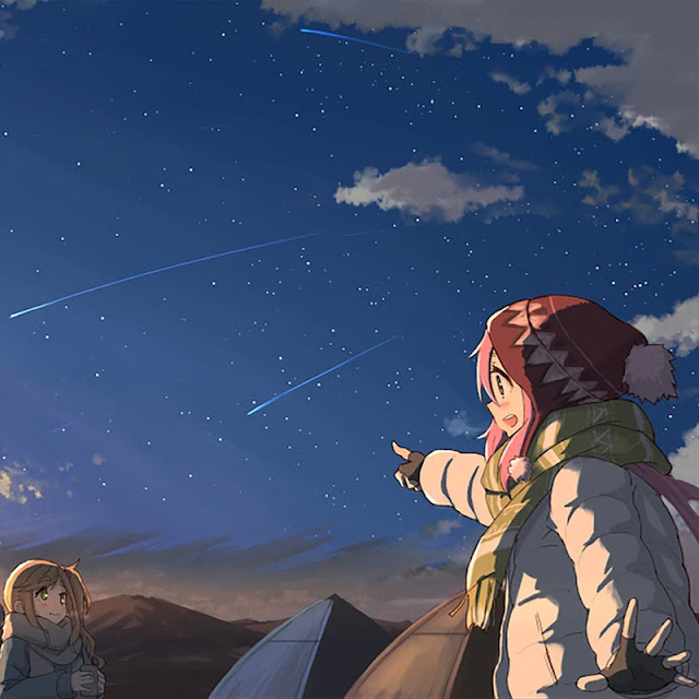 Yuru Camp Wallpaper Engine