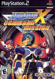 Mega Man X: Command Mission (PS2) 2004