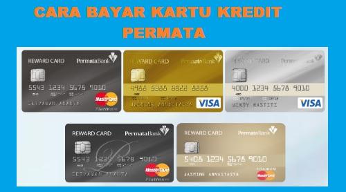 Cara Bayar Kartu Kredit Permata Via Atm Bca Mandiri Bni Bri Dan Mbca Kartu Bank