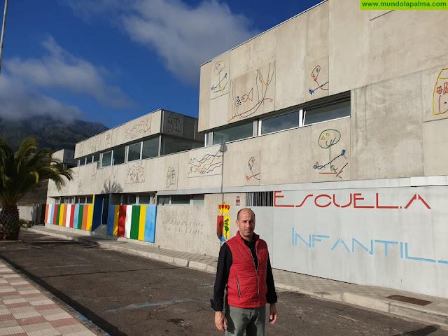 El Partido Popular de El Paso celebra que ocho años después de su construcción por fin salga a licitación la Escuela Infantil Municipal Doña Carmela