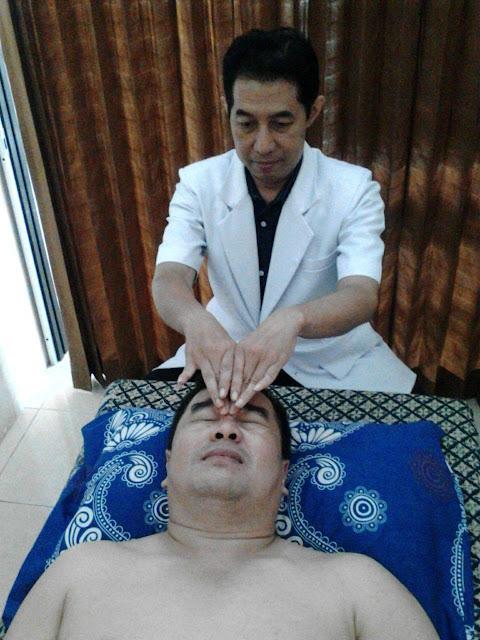 Terapi gangguan pendengaran & penglihatan