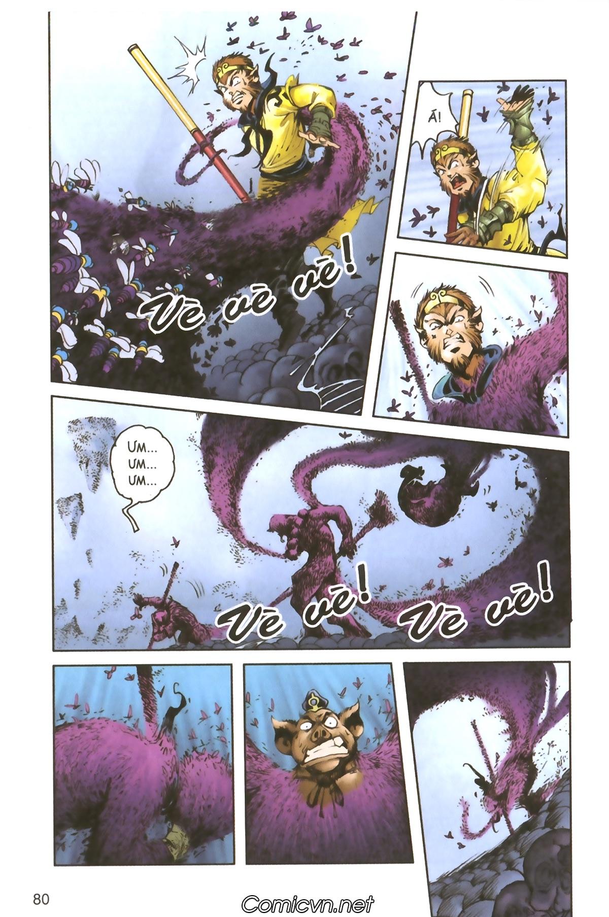 Tây Du Ký màu - Chapter 116 - Pic 26