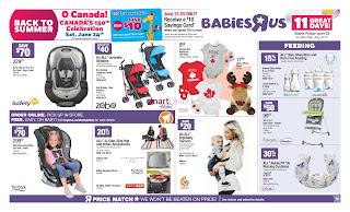 Toys R Us Flyer June 23 – July 3, 2017