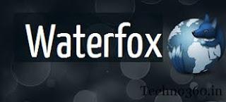 تحميل متصفح انترنت للماك ووتر فوكس