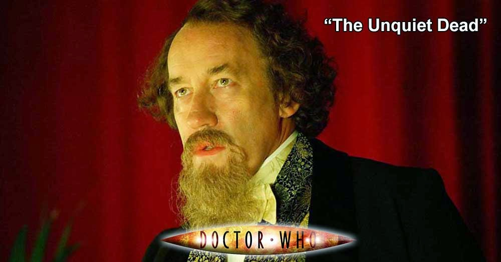 Doctor Who 159: The Unquiet Dead