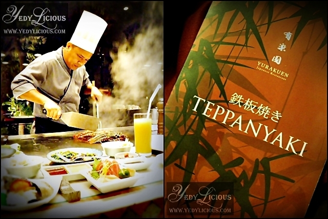 Teppanyaki eat all you can at yurakuen japanese restaurant by yurakuen japanese restaurant diamond hotel philippines teppanyaki yurakuen teppanyaki eat all you can forumfinder Gallery