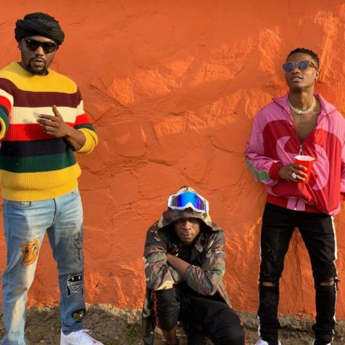 [Music] R2Bees – Straight From Mars ft. Wizkid   @wizkidayo , @r2bees
