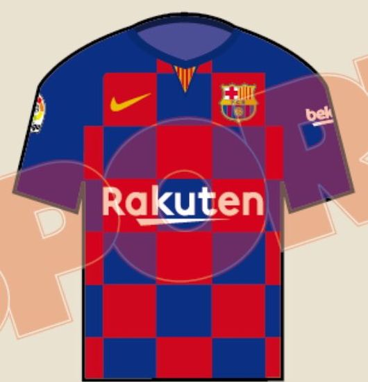 brand new fd7dd 51cb5 FC Barcelona 19-20 Home, Away and Third Kits Details Leaked ...