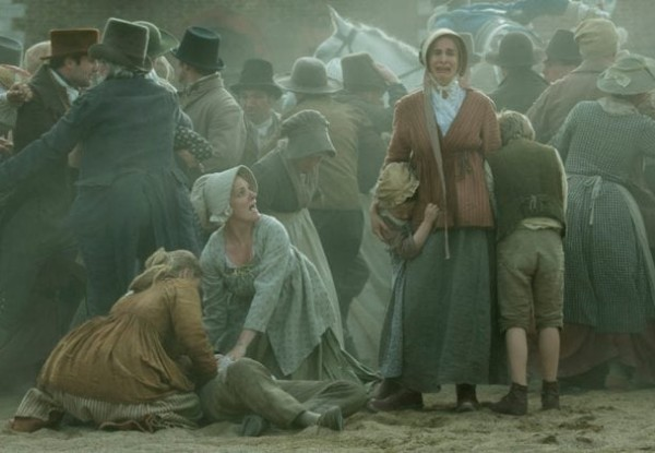 ★★★½  | Peterloo