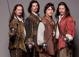 Athos, Porthos dan Aramis