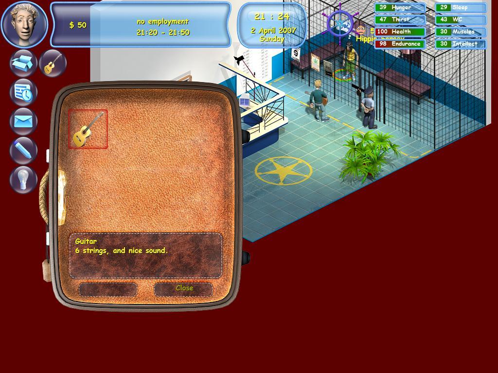 campus student life simulation games