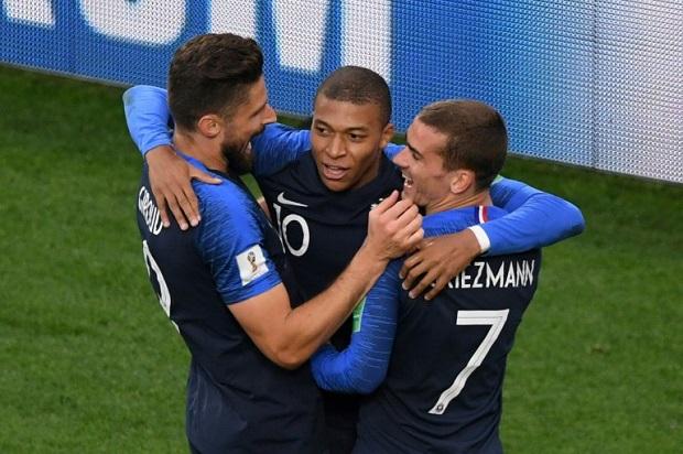 Mondial 2018: Mbappé offre la victoire à la France face au Pérou