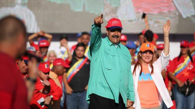 Maduro insta a Europa a no dejarse guiar por Gobierno de EEUU