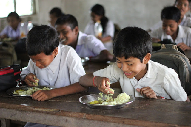 Mid-day Meal for Children