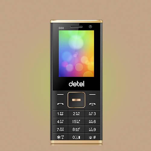 "Detel brings D30 ""Selfie"" Feature Phone for masses"